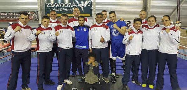 Comment trouver Boxe Mohamed Ali : full contact marmande | Nouveau