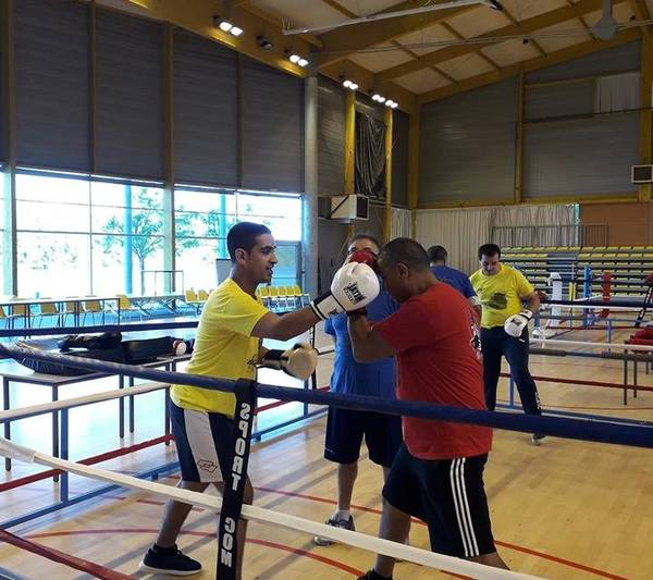 Boxe Pied Poing Femme