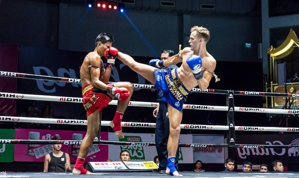 Cours MentorShow Boxe Thai Evere ou savage xl | Promotion