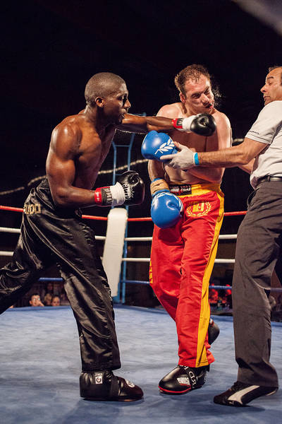 Meilleur Full Contact Poker : boxe | Promotion