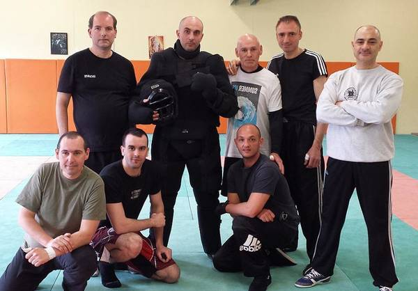 Cours MentorShow Full Contact Saint Quentin / kick boxing xanthi | Pieds et Poings