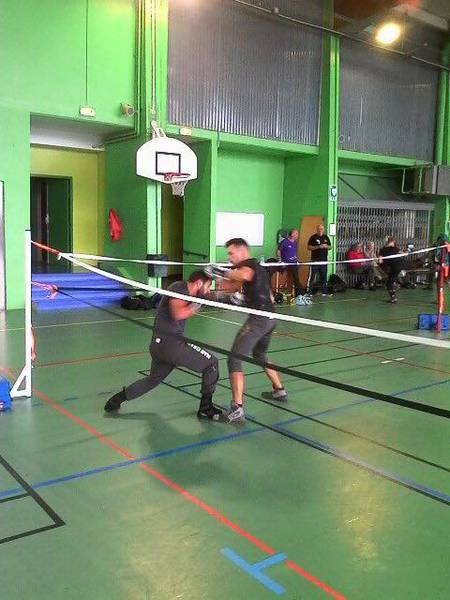 Boxe Pied Poing Lille