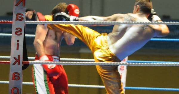 Meilleur Full Contact Neuchatel : kick boxing ans | Promotion
