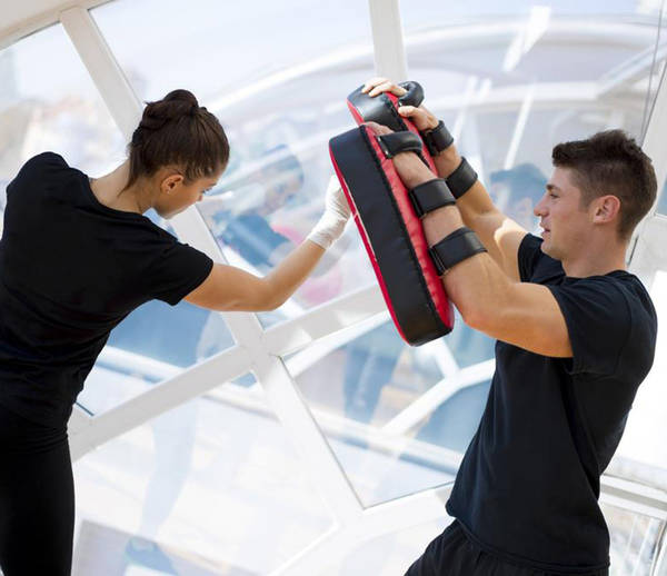 Apprendre Full Contact Quete / savate chaussure | Entrainement